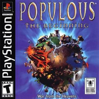 Screenshot Thumbnail / Media File 1 for Populous - The Beginning [NTSC-U]
